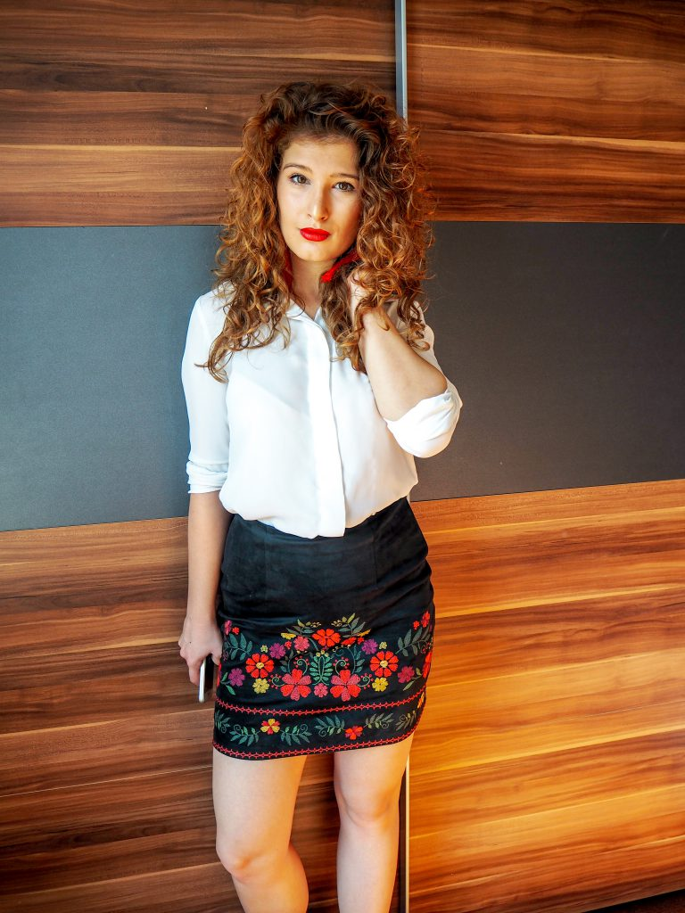 Outfit New Look Skirt